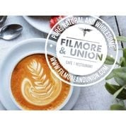FILMORE AND UNION LIMITED  || Crowdcube || Crowdfundingtracker ||  Food & Beverage  || Minerva